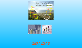 La tienda del perfume