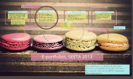 """E-portfolios for learner and teacher development"""