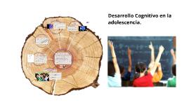 Desarrollo Cognitivo en la adolescencia.