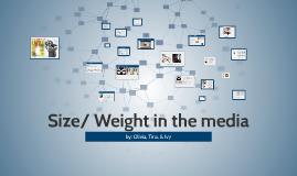 Size/ Weight in the media