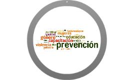 Mixto Prevención temprana SERNAM