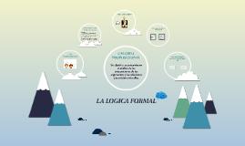 LA LOGICA FORMAL