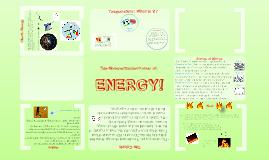 Copy of Energy