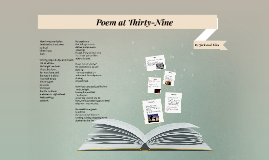 poem at thirty nine by alice walker Here is a collection of the all-time best famous alice walker poems on poetrysoup this is a select list of the best famous alice walker poetry by famous.