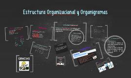 Copy of Estructura Organizacional y Organigramas