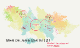 Things fall apart: Chapters 8 & 9