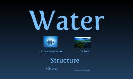 Copy of Properties of Water