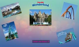 Canada's Wonderland~Canadian icon !!! :D