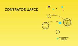 CONTRATOS UAFCE