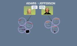 Adams & Jefferson