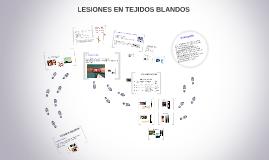 LESIONES EN TEJIDOS BLANDOS