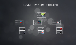 E-SAFETY IS IMPORTANT