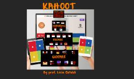 Kahoot: il gioco