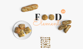 FOOD ELEMENTS 2/6