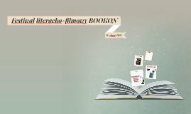 Festiwal Literacki BOOKON