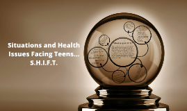 Situations and Health Issues Facing Teens...