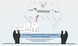PLAN DECENAL DE SALUD PÚBLICA- Vida saludable y condiciones
