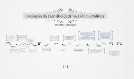 Evolução da Cientificidade na Ciência Política