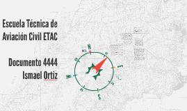 Escuela Técnica de Aviación Civil ETAC