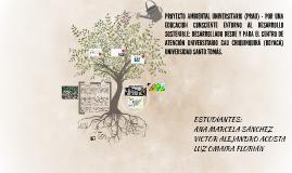 Proyecto de investigación-Medio ambiente