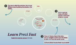 Copy of Copia de Learn Prezi Fast