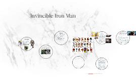 Hero: Iron man