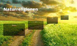 Naturreligionen