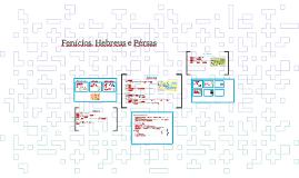 Copy of Fenícios, Hebreus e Pérsas