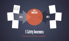 E-Safety Awareness