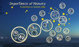 Importance of Memory