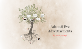 Adam and Eve and Advertisements