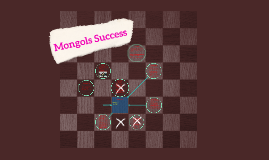 Mongols success