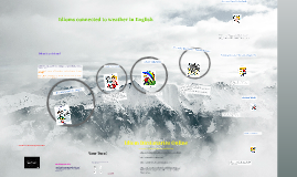 Copy of Idioms in English Connected to the Sky