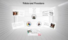 Policies and Procedures 2013-2014