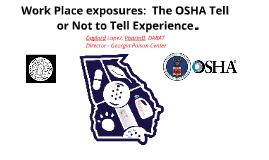 OSHA and the GaPC