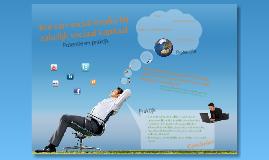 Rol van social media bij zakelijk sociaal kapitaal