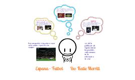 Espana - Futbol