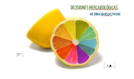 Copy of Ingeniería de Mercados