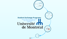 Student Exchange Programs at Université de Montréal
