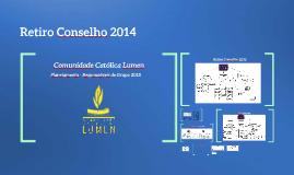 Copy of Comunidade Católica Lumen