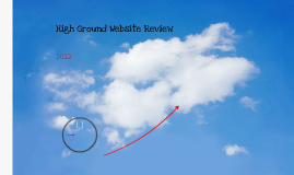 High Ground Annual Website Review