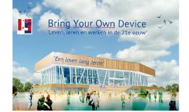 BYOD op het Liemers College CS de Hoven
