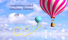 Copy of Competency-Based Language Teaching