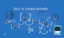 Copy of Bajo la misma estrella