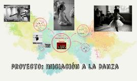 proyecto: mini-danza up