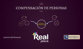 COMPENSACIÓN DE PERSONAS