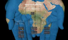Nacionalismo Africano