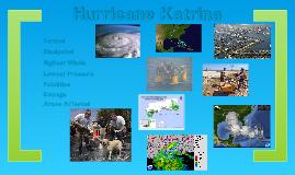 Hurricane Katrina Prezi