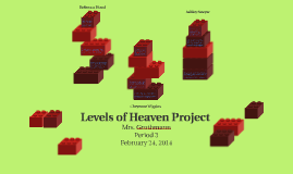 Levels of Heaven Project