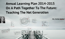 Copy of Annual Learning Plan 2012-2013